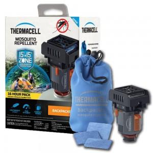 【購買】【蚊蠓防護網】Thermacell Backpacker Repeller戶外驅蚊器