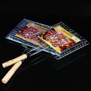 【購買】多種食物燒烤夾網
