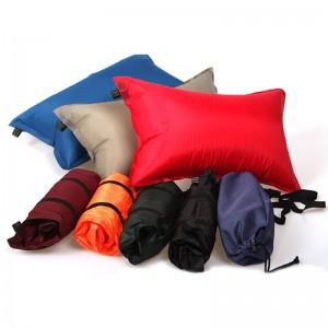 【購買】自動充氣枕頭