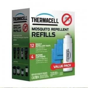 【購買】Thermacell 驅蚊片及燃料補充裝(48小時)