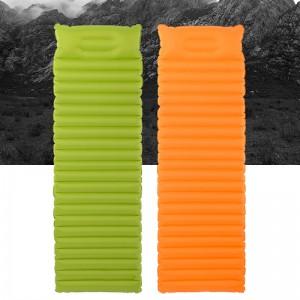 【租用】超輕氣袋式充氣睡墊