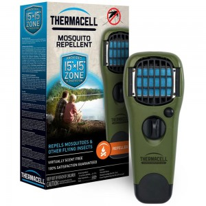【租用】【蚊蠓防護網】Thermacell MR150 Repeller戶外驅蚊器