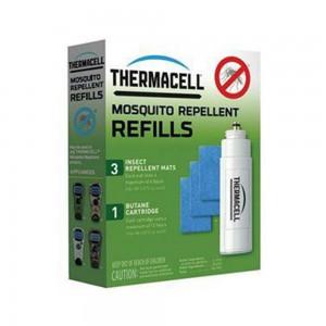 【購買】Thermacell 驅蚊片及燃料補充裝(12小時)