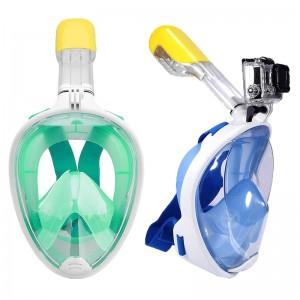 【租用】全面罩潛水鏡